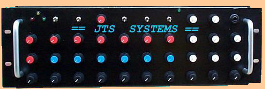 J T S Studio Preamps And Sirens